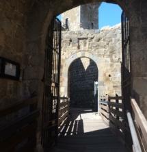 In der Burg