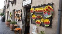 Keramik aus Orvieto